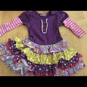 Jelly the Pug dress 3T